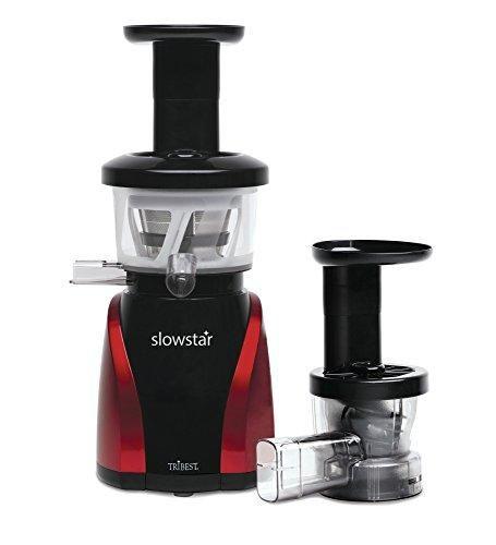 Slowstar Vertical Slow Juicer & Mincer, 110V/ 60Hz