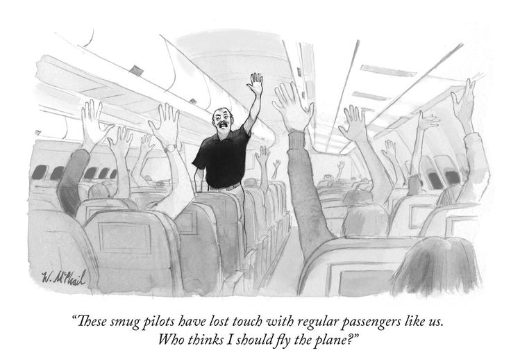 Will McPhail in The New Yorker