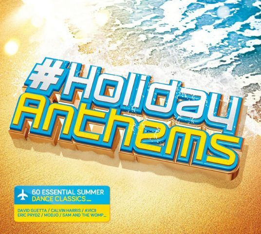 Buy Holiday Anthems (3CD) from our CD range - Tesco #SummerBeautyBliss