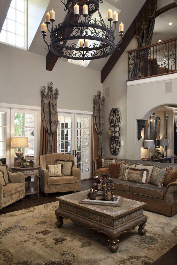 Interior Design And Custom Fabrics In Fort Worth High End Designers Grandeur