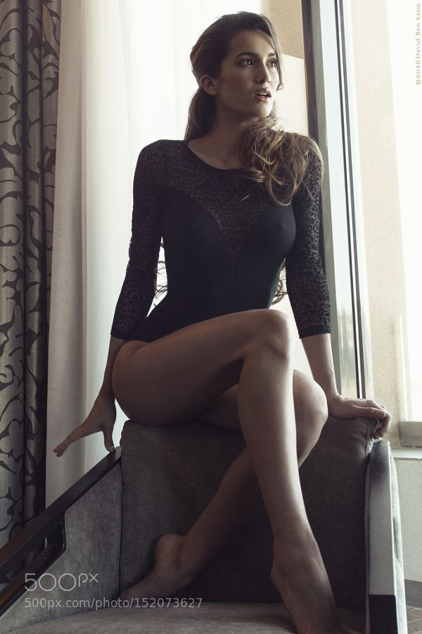 Barbara Morel by benhaim22 Fashion&Beauty Photography #InfluentialLime