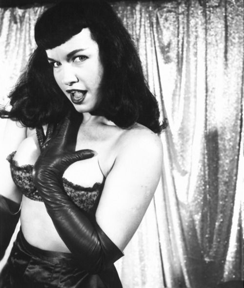 Betty Page Photos: 1000+ Images About Bettie Page On Pinterest