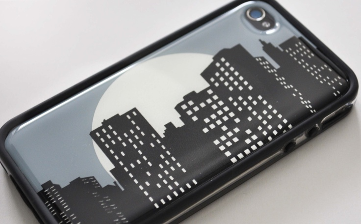 skyline-NY day cover iphone 4-4s