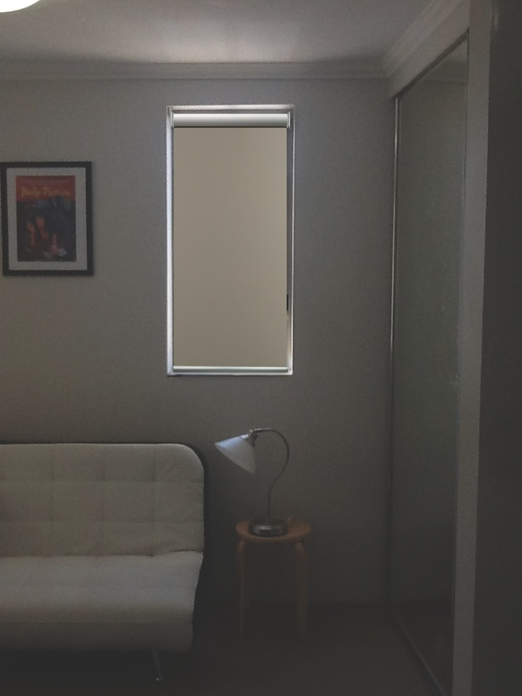 Would you have choosen this roller blind?  www.whichblinds.com.au
