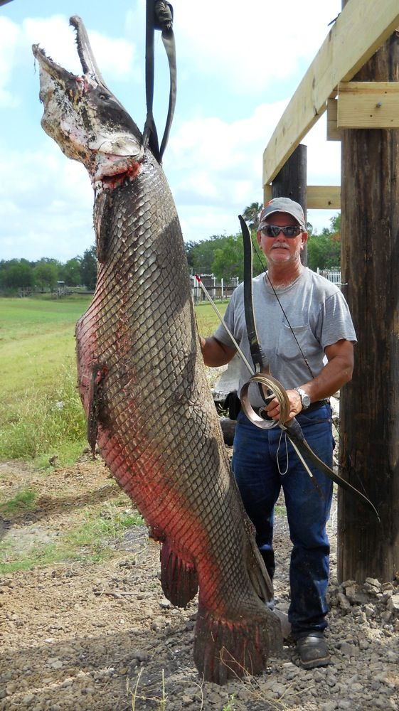 Texas fisherman prevails in epic battle with enormous alligator gar | GrindTV.com