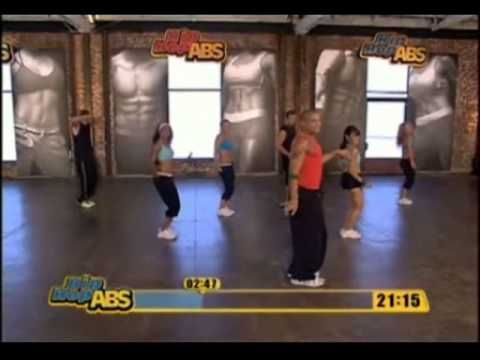 Hip Hop Abs Cardio 1 Part 2