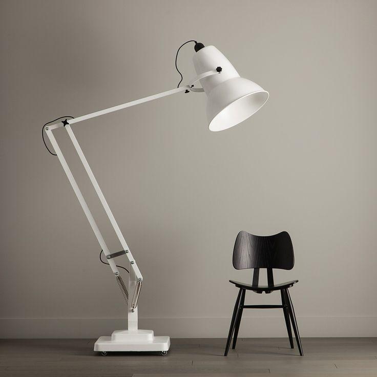 Designklassiker – Anglepoise Lamp | Der Schlüssel zum Glück | Interior Design für Jedermann