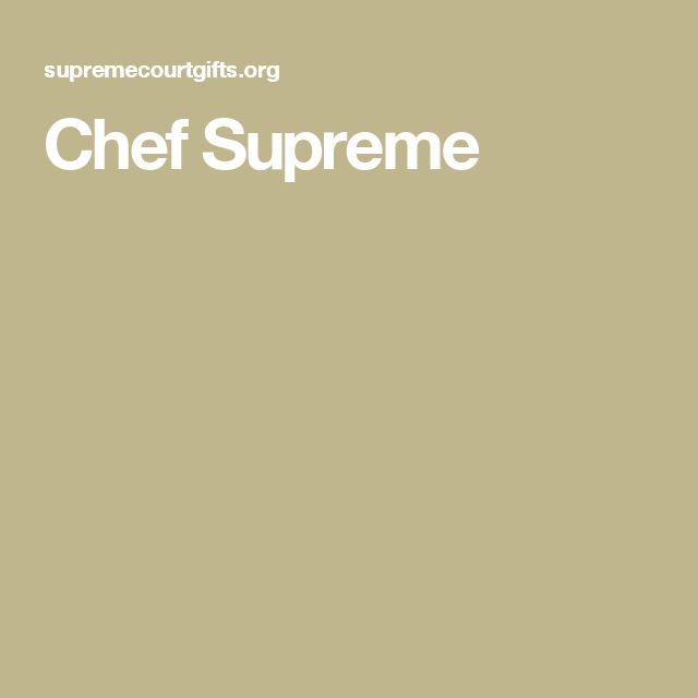 Chef Supreme
