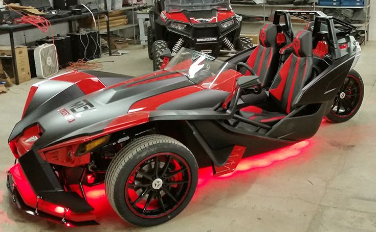 MTX Audio Unveils Polaris Slingshot | MTX Audio