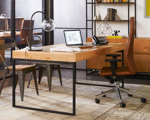 1000 images about west elm workspace exclusively with - West elm office desk ...