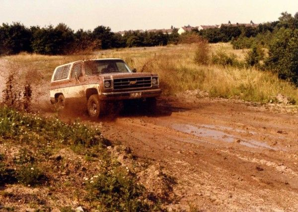 1979 Chevrolet Blazer K5 Cheyenne --- more pictures: http://motor-inside.com/2012/11/10/1979-chevrolet-blazer-k5-cheyenne/