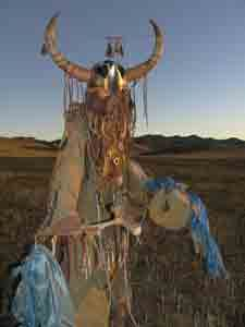 Shamanism (Tengerism) in Mongolia in English