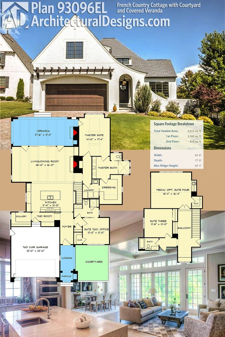 779 best Dream House images on Pinterest House layouts Floor