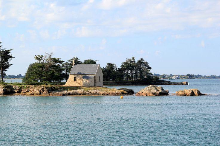 Île de Boëdic, Morbihan : Les plus belles îles de Bretagne - Linternaute