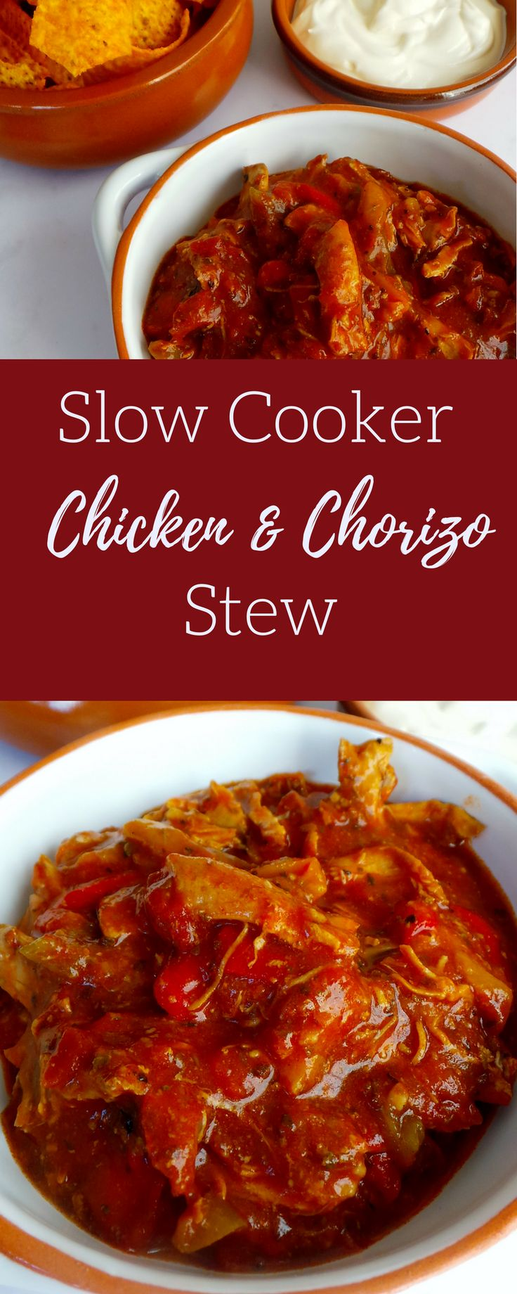 Chicken and chorizo in a rich tomato sauce with a subtle warmth, this slow cooker dish is perfect for a cold winter night served with rice or tortillas and salad and a dollop of soured cream. My love of Mexican food is no secret and I am constantly thinking of new …