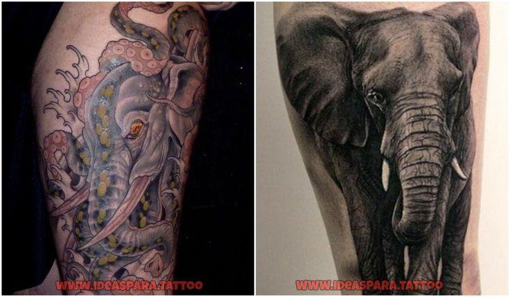 Tatuajes de elefantes para hombres, las mejores ideas y diseños. En el mundo del tatuaje, los diseños de animales suelen ser muy utilizados y una opción muy popular, especialmente los animales salvajes, que representan el poder y la fuerza, como los tatuajes de animales felinos, panteras, tigres o leones. Otros animales son los elefantes, que …