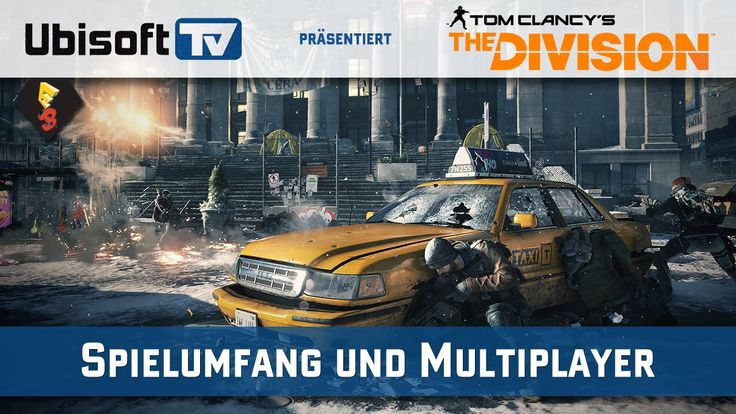 Im Interview mit IP Developer Martin Hultberg von Massive werden weitere Details zu Spielumfang und Multiplayer-Inhalten in Tom Clancy's The Division enthüllt.