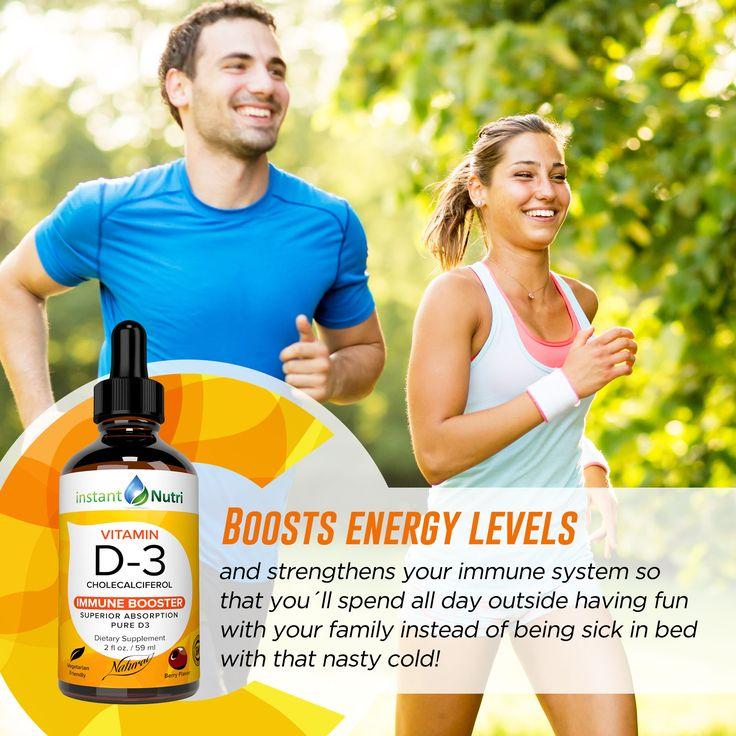 Boost energy levels with InstantNutri b12 liquid drops.