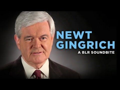 BLR Newt Gingrich: He'll strip for wildflowers and basket of peaches