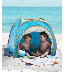 Солнцезащитный пляжный тент