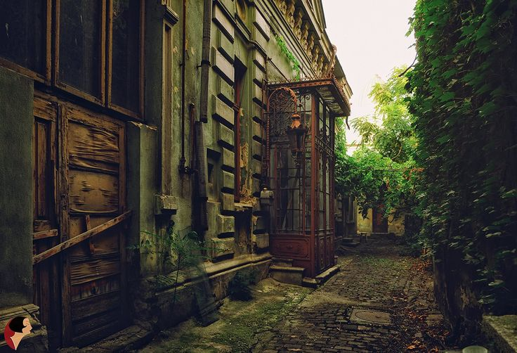 O imagine parcă desprinsă dintr-un film şi o casă (revizitată) pe strada Popa Tatu