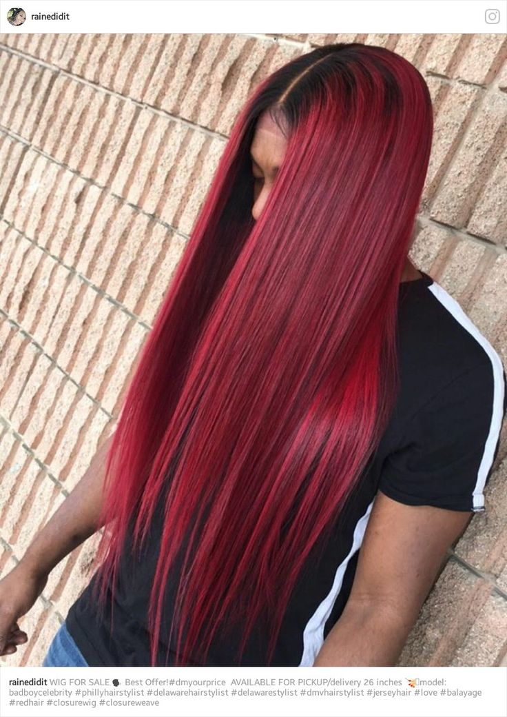 Best 25 Straight Red Hair Ideas On Pinterest Blonde