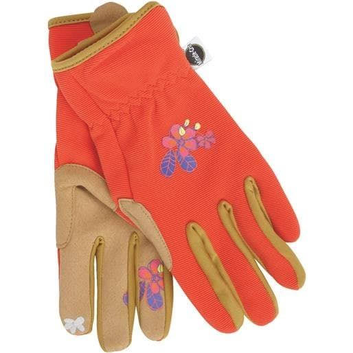West Chester M/L Lady Syn Lthr Glove MG86201/WML Unit: Each, Orange