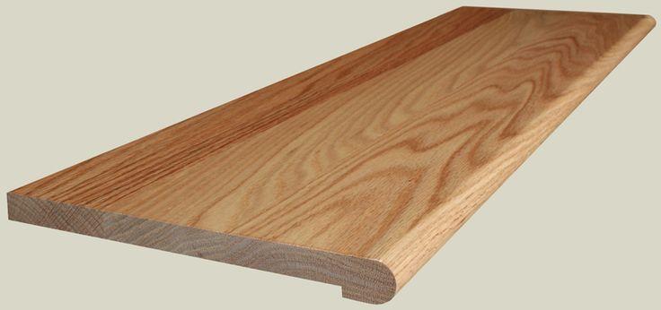 Best Red Oak Retrofit Stair Tread Oak Stairs Wood Stair 400 x 300
