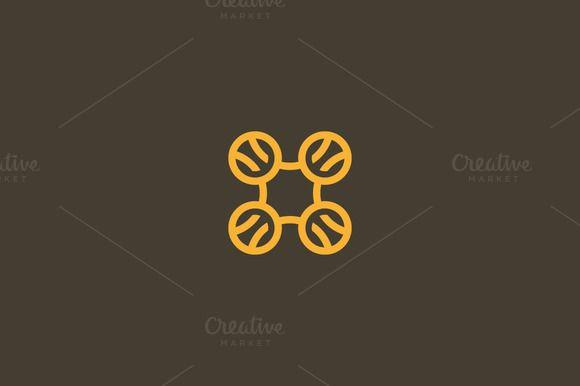 Drone sky viewer logo @creativework247