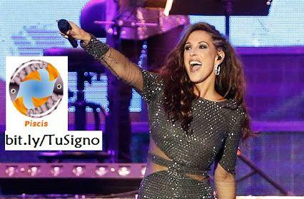 #Malú es #Piscis ➡ ¡Descubre tu #horoscopo en http://bit.ly/TuSigno!