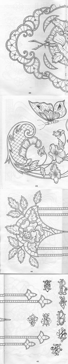 Best images about richeliau cutwork on pinterest