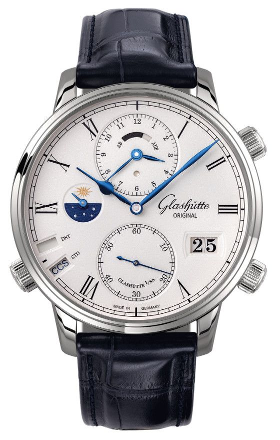Glashütte Original Introduces the Senator Cosmopolite | WatchTime - USA's No.1 Watch Magazine