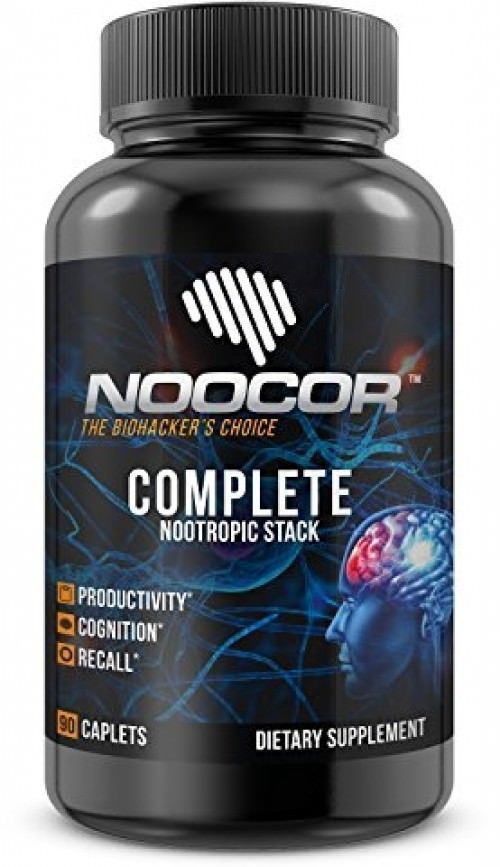 Biohackers Choice Strongest Nootropic Stack 3300mg Of Noopept Exp