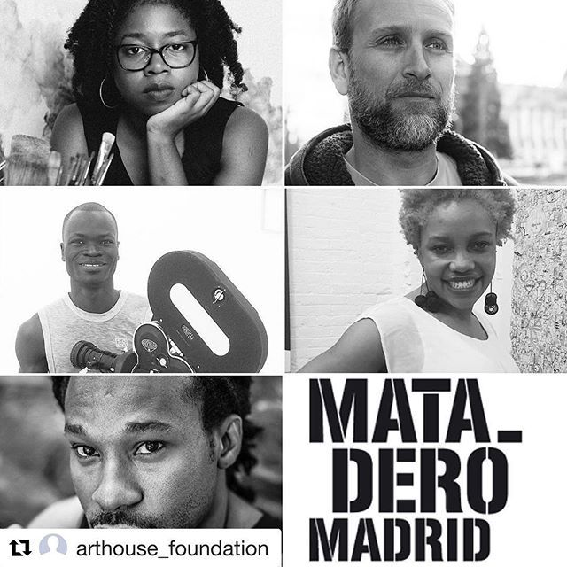 #Repost @arthouse_foundation with @repostapp ・・・ Congratulations to our 2017 artists-in-residence: Nengi Omuku, Francois Beaurain, Thierry Oussou, Victoria Udondian, Jimmy Nwanne, and the Exchange between El Ranchito, Matadero Madrid/Nirox Foundation #art #lagos #nigeria #residency @nengiomuku @francoisbeaurain @thierryoussou @vickolors @jimmynwanne @mataderomadrid @niroxarts