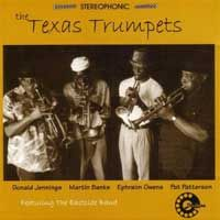 Can't find an obit, so here's an album cover..   Pat Patterson, right, passed away a few years ago. Pat and Duck (Donald Jennings) were the colorful horn players for Blues Boy Hubbard's Jets band when my husband and I were hired on (bass & 2nd guitar). Pat used to tell us jokes during the  breaks.  RIP Pat. About Pat Patterson  Pat Patterson is known for his signature Harmon mute sounds. Pat moved to Austin in 1971 from his hometown of Pittsburgh. His many years with Hank Ballard & the…
