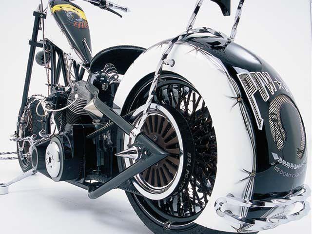 Orange County Choppers - POW MIA Bike - #occ