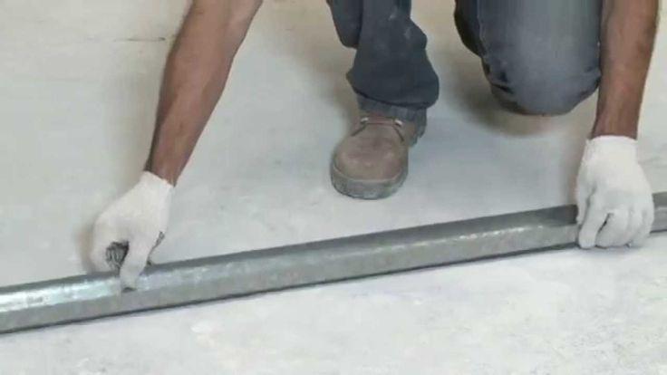 Como instalar drywall - gesso - Filme Completo