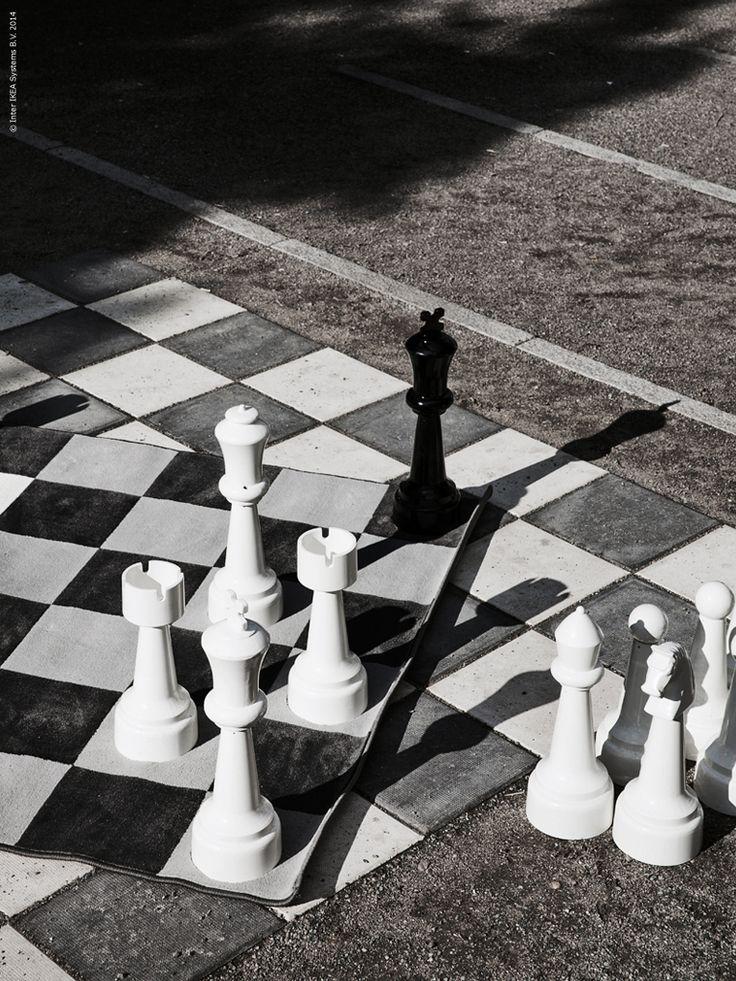 Schackmatt | Livet Hemma – IKEA