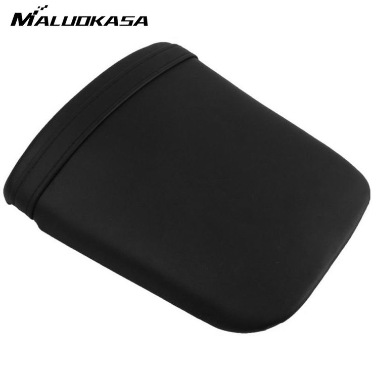 MALUOKASA Motorcycle Rear Pillion Passenger Seat For Honda 2004 2005 2006 2007 Motorbike Back Seat Cover with ABS plastic, Foam