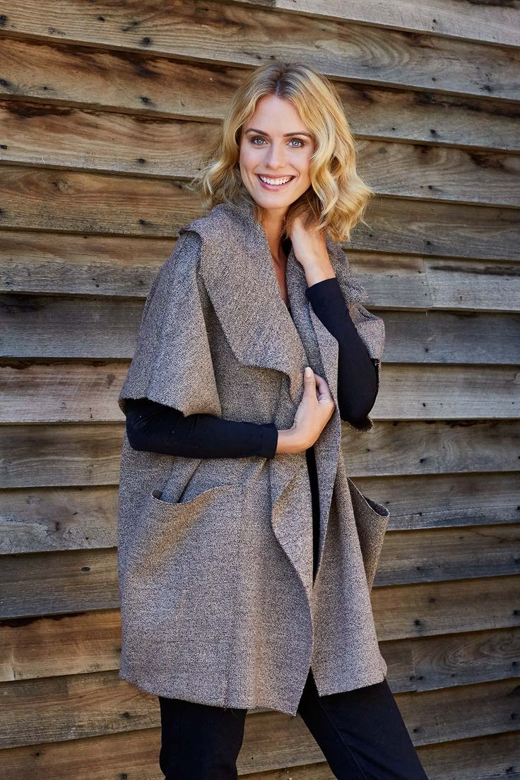 HOLMES & FALLON - Oversize Coat