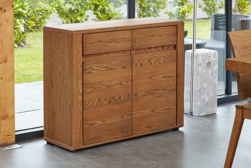 Olten - Small Sideboard #oak #wood #furniture #home #interior #decor #interiorinspiration #livingroom #diningroom #kitchen #lounge #house #sideboard