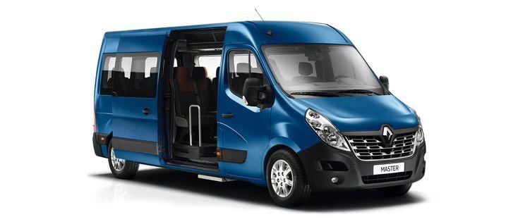 Renault Master Autobus