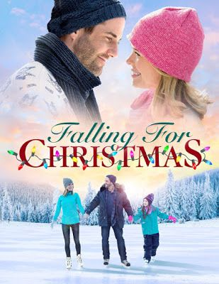 """Its a Wonderful Movie - Your Guide to Family Movies on TV: UP is """"FALLING FOR CHRISTMAS"""" !!!"""
