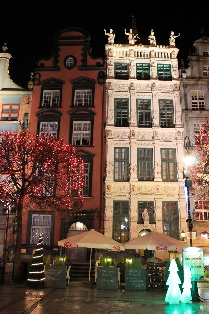 Gdańsk, Pomorze, Poland   by LeszekZadlo