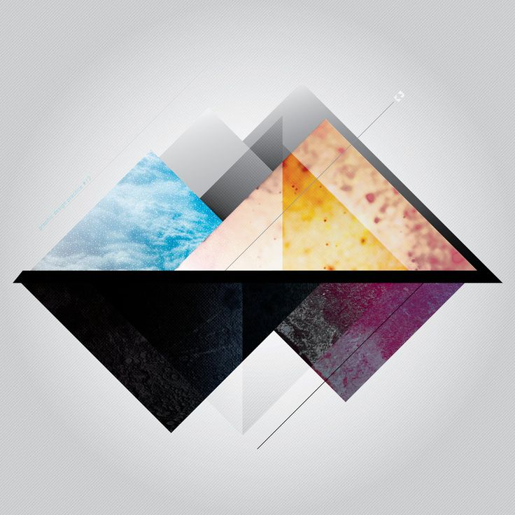 45 best geometric posters images on pinterest graphics