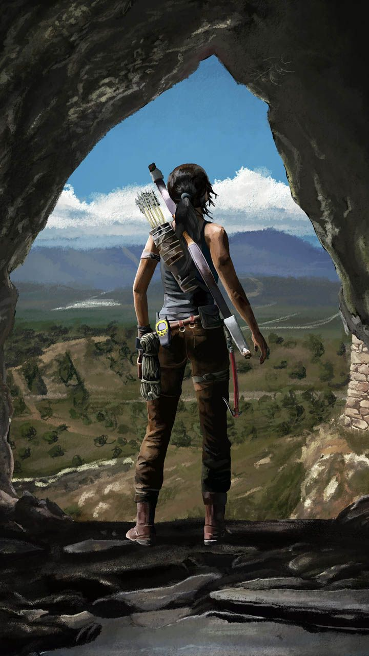 Lara Croft In 2020 Tomb Raider Lara Croft Tomb Raider Tomb