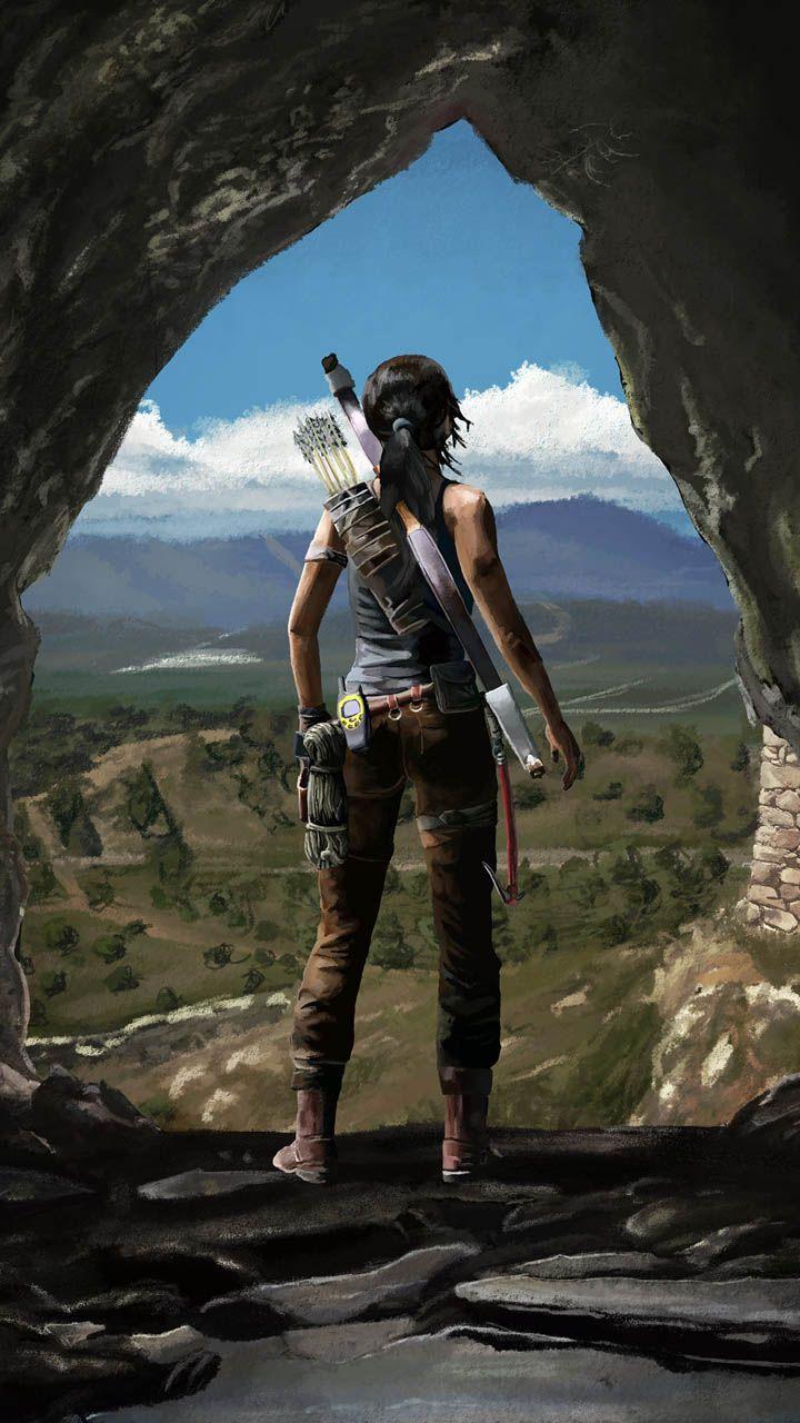 Lara Croft Hd Wallpaper For Iphone Usefulcraft Com Tomb Raider Tomb Raider Game Tomb Raider Lara Croft