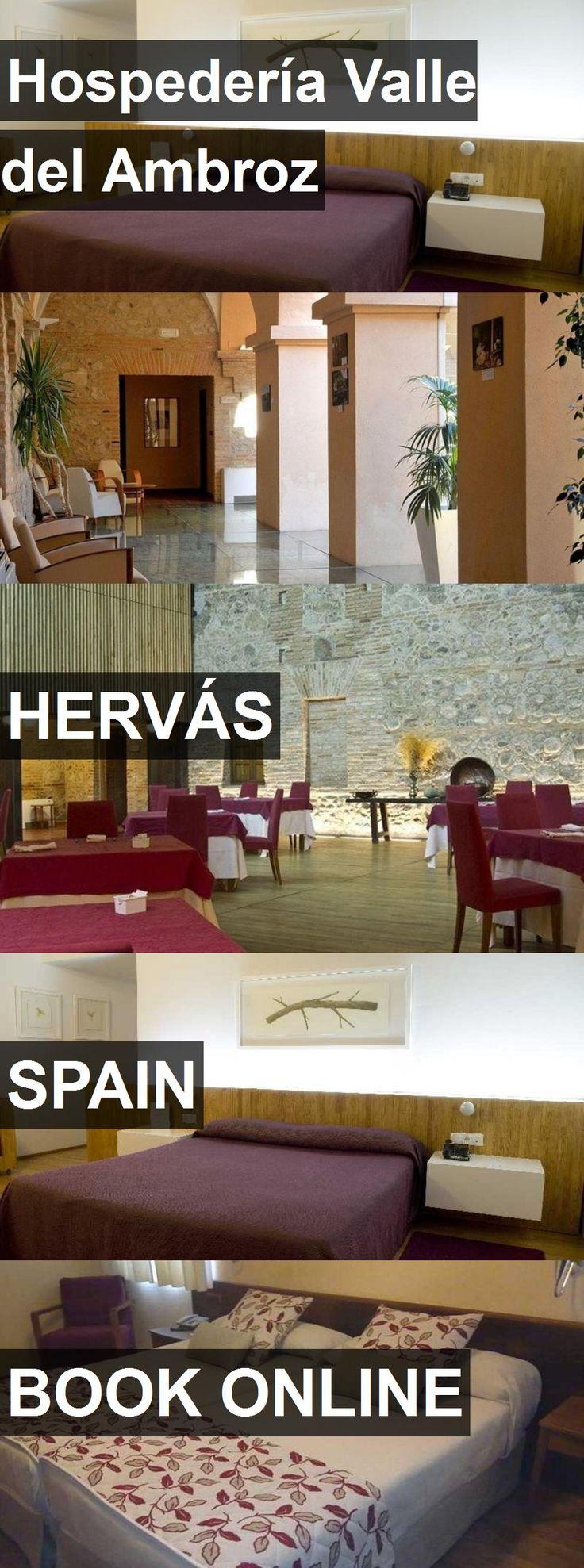 Hotel Hospedería Valle del Ambroz in Hervás, Spain. For more information, photos, reviews and best prices please follow the link. #Spain #Hervás #HospederíaValledelAmbroz #hotel #travel #vacation