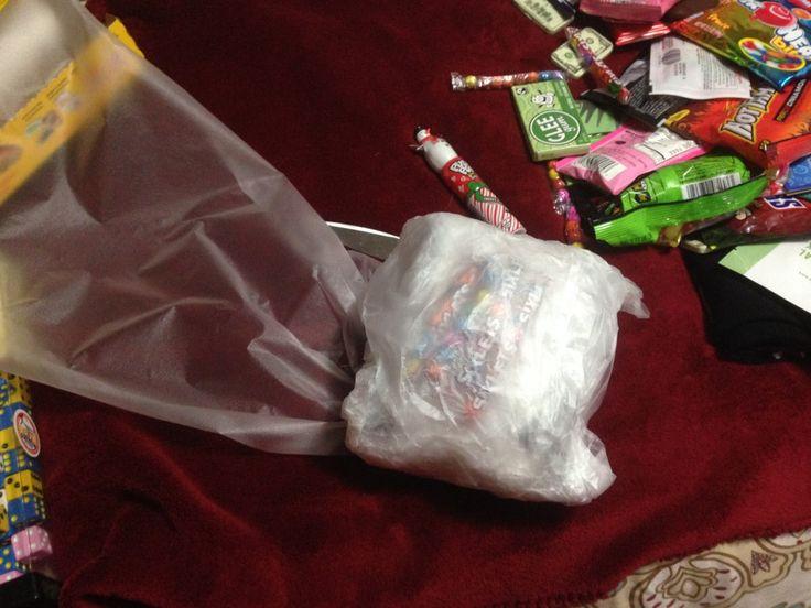 Saran wrap Saran wrap game