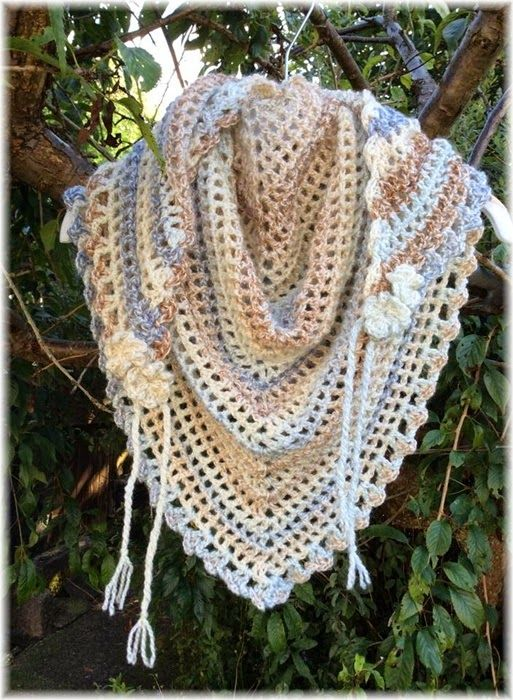38 Best Road Trip Scarf Images On Pinterest Filet Crochet Knit